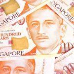 Сингапурский доллар показывает отрицательную динамику
