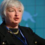 Азиатские индексы 14 февраля падают в ожидании выступления главы ФРС Джанет Йеллен